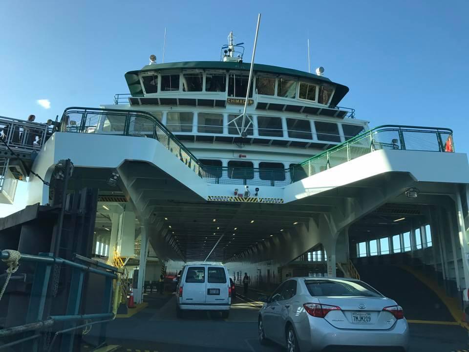 chimicum ferry